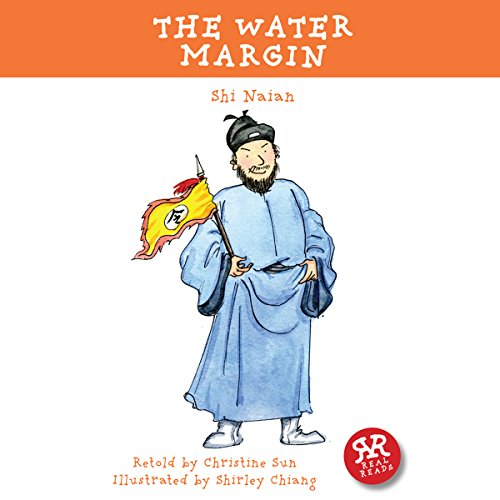 The Water Margin audiobook cover art