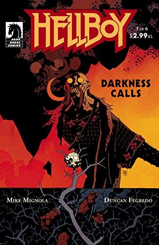 Hellboy: Darkness Calls #5 (English Edition)