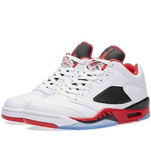 Nike Jordan Air Jordan 5 Retro Bassa Scarpa da Basket