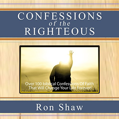 Confessions of the Righteous audiobook cover art