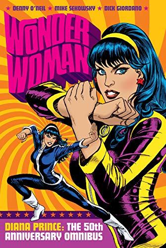 Wonder Woman: Diana Prince: Celebrating the '60s Omnibus