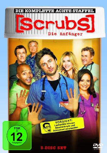 Die komplette Staffel 8 (3 DVDs)