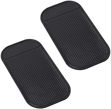 Radar Detector Dash Mat Anti Slip Magic Pad Car Dashboard Non Slip Mat Dashboard Magic Mounting product image