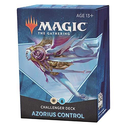 Magic the Gathering TCG MTG Challenger Deck 2021 EN, Azorius Control