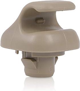 oynyo Clip interno de repuesto con parasol interior beige para CR-V Accord Civic Element