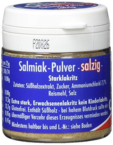 SALMIX Salmiakpulver salzig, 25 g