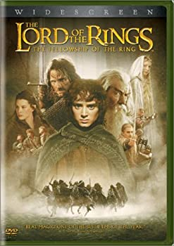 DVD Lord of the Rings:Fellowship of Ring Book