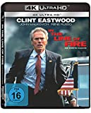 In The Line Of Fire - Die zweite Chance (4K Ultra HD) [Alemania] [Blu-ray]