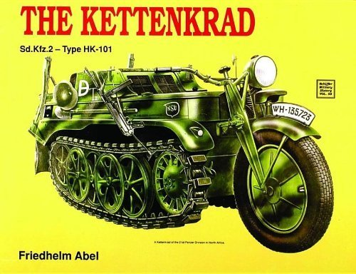 The Kettenkrad: (Schiffer military history) by Friedhelm Abel(1991-04-01)