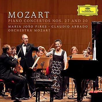Mozart: Piano Concertos Nos.27 And 20