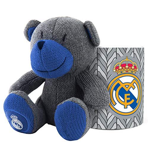 L'ensemble Mug et Ourson Real Madrid