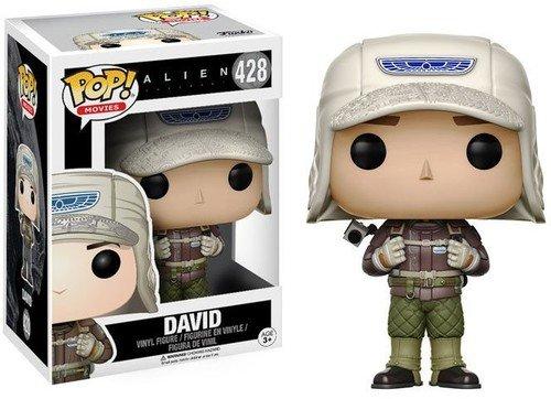 Funko Pop! - David (Rugged) Figura de Vinilo, seria Alien Covenant (13095)