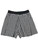 Mayoral Junior Girl's Houndstooth Pattern Skorts, Sizes 8-18 - 8