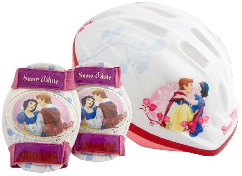 Buy Discount Princess Toddler's Pacific Disney Snow White Helmet and Pads