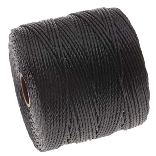 Cuerda Negra  marca Beadaholique