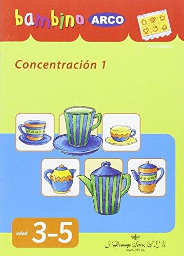 BAMBINO ARCO. Concentración 1