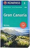 Gran Canaria: Wanderführer mit Extra-Tourenkarte 1:50000, 75 Touren, GPX-Daten zum Download