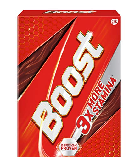 Boost Health, Energy and Sports Nutrition drink - 500 g Refill Pack