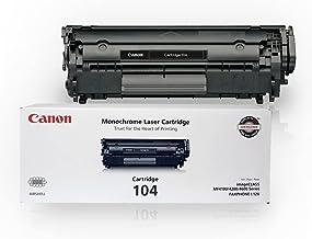 Genuine Canon Toner Cartridge 104 - Black