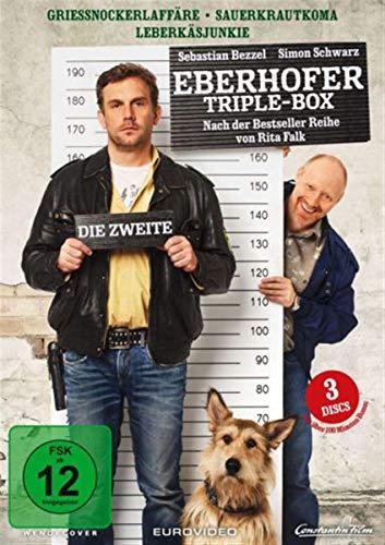 Die zweite Eberhofer Triple Box (3 DVDs)
