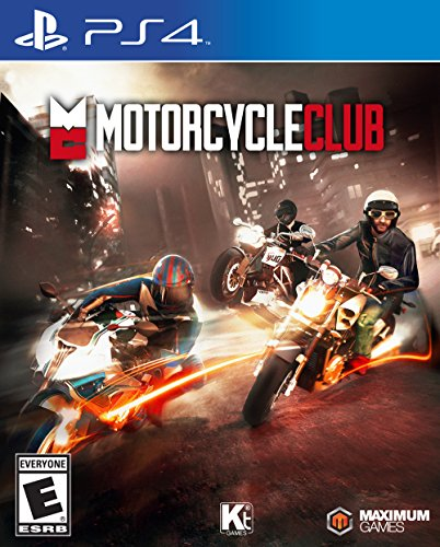 Motorcycle Club - PS4 (US IMPORT)