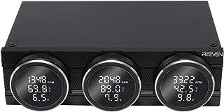 Reeven Polariz PC Fan Controller, 5.25