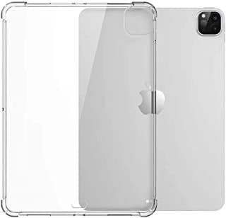 For Apple IPad Pro 11 Inch 2020 Four Corners Airbag Soft TPU Drop Resistant Tablet Cover Case - Clear