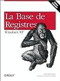 La base de registres Windows NT