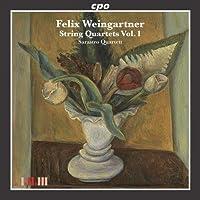 Felix Weingartner: String Quartets, Vol. 1 by Felix Weingartner (2008-06-24)
