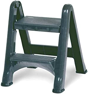 Best plastic 2 step folding stool Reviews