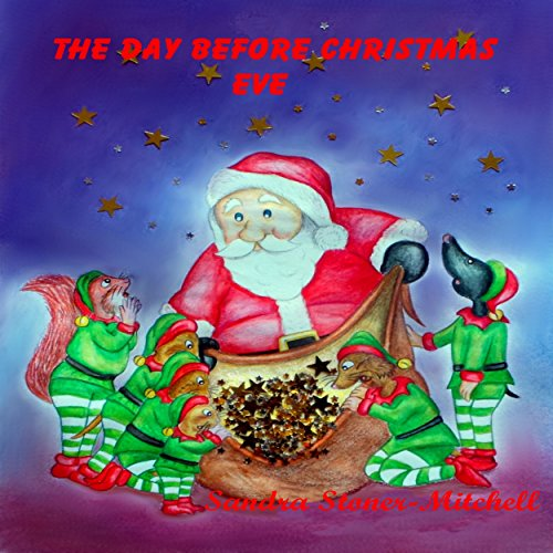 The Day Before Christmas Eve audiobook cover art
