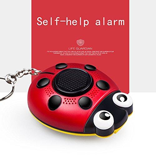 SOS persoonlijk alarmsysteem, ingebouwde luidspreker, zaklamp, voor kinderen, ouderen, vrouwen en 's nachts persoonlijk, het beste cadeau voor het gezin.