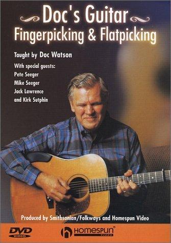 Doc's Guitar- Fingerpicking & Flatpicking