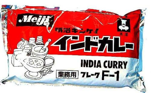 明治 インドカレーフレーク 1kg