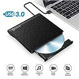 EIVOTOR unità CD Dvd Esterna USB 3.0 per PC Laptop Desktop Masterizzatore CD...