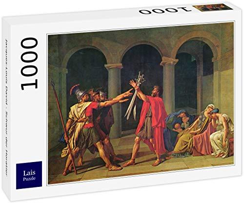 Lais Puzzle Jacques-Louis David - Juramento de los Horacios 1000 Piezas