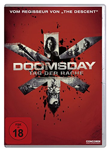 Doomsday - Tag der Rache (Steelbook)