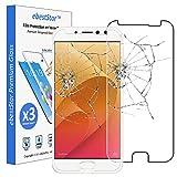ebestStar - [Lote x3 Cristal Templado Compatible con ASUS Zenfone 4 Selfie Pro ZD552KL Protector de Pantalla, Película Vidrio Dureza 9H, Sin-Burbujas [Aparato: 154 x 74.8 x 6.9mm, 5.5'']