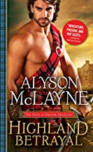 Highland Betrayal (The Sons of Gregor MacLeod Book 3)
