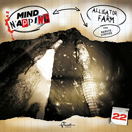 Alligator Farm (MindNapping 22) audiobook cover art