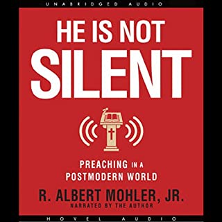 He is Not Silent cover art
