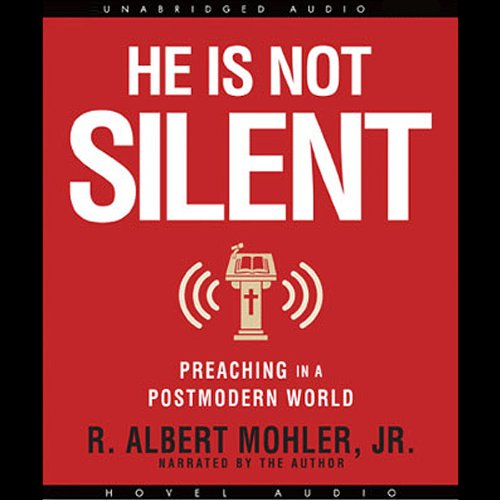 He is Not Silent audiobook cover art