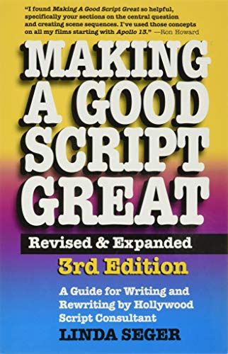 Price comparison product image Making a Good Script Great,  3rd Ed.