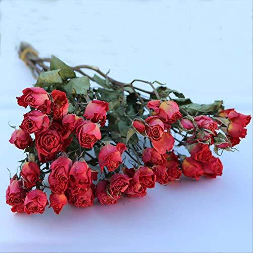 Ramo de Rosas Secas Naturales