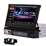 Best Car Stereo Dvd Gps - 1Din Car Radio GPS Stereo Navigation System 7inch Review