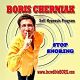 Stop Snoring - Self Hypnosis Program by Boris Cherniak