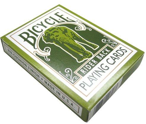 Jeu Bicycle Elephant (US Playing Card Company)