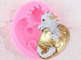 MENGLING Moule de Silicone Sugarcraft Gâteau Outils de décoration Cupcake Topper Fondant Fondant Chocolate Candy Moules Ca...