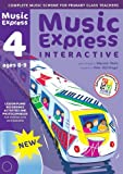 Music Express – Music Express Interactive - 4: Ages 8-9: Single-user license