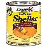 Product Image of the Rust-Oleum Zinsser 304H 1-Quart Bulls Eye Clear Shellac